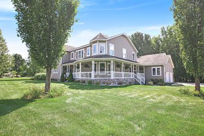 Hudsonville Single Family Home For Sale: 4456 Oak Meadow Drive