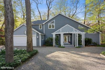 New Buffalo Single Family Home For Sale: 4154 Creek Drive