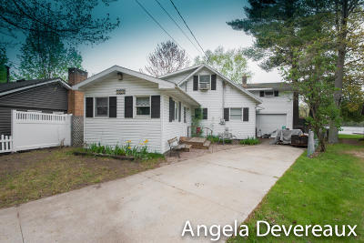 Greenville Single Family Home For Sale: 1307 Shady Lane