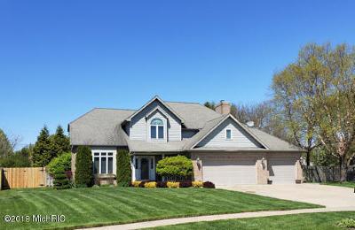 Single Family Home For Sale: 2323 Lara Lane