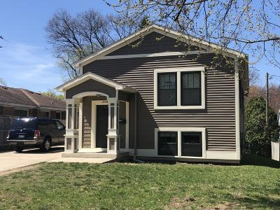 Single Family Home For Sale: 1345 Cambridge Drive SE