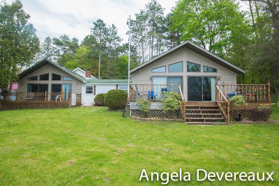 Single Family Home For Sale: 1312 S Vining Road