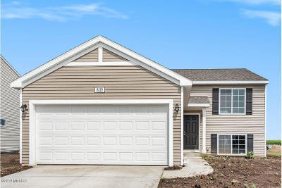 Richland Single Family Home For Sale: 8119 Lausen Lane