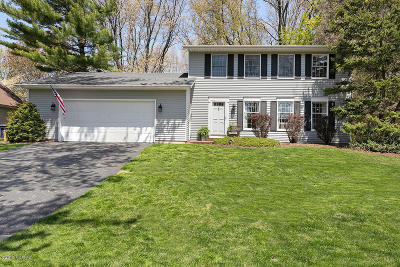 Holland, West Olive Single Family Home For Sale: 1219 Heather Drive