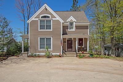 Single Family Home For Sale: 4879 N Benson Road