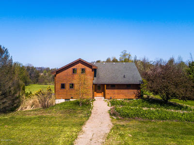 Allegan County Single Family Home For Sale: 6055 127th Avenue