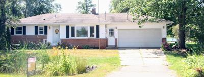 Caledonia Single Family Home For Sale: 500 S Shore Drive