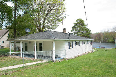 Six Lakes Single Family Home For Sale: 154 Pleasant Drive