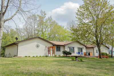 Mecosta County Single Family Home For Sale: 9461 Lake Drive