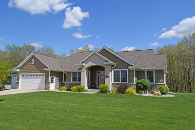 Vicksburg Single Family Home For Sale: 14451 C.b.macdonald Way