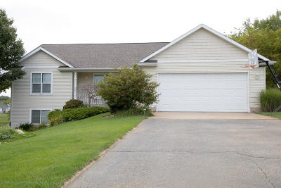 Sparta Single Family Home For Sale: 12859 Indian Bluffs Court NE