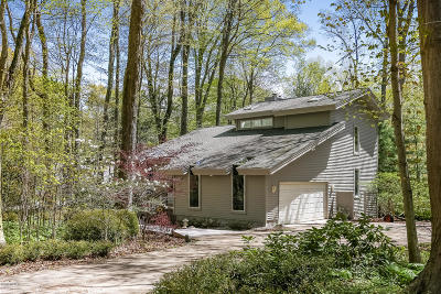 South Haven Single Family Home For Sale: 1215 Ash Drive