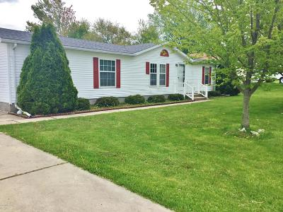 Watervliet Single Family Home For Sale: 3969 Jacquelyn Lane