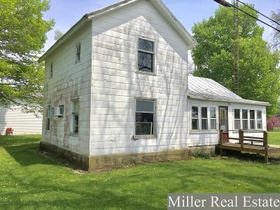 Woodland Single Family Home For Sale: 270 W Broadway Street