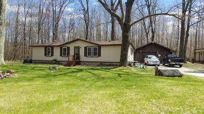 Clare County Single Family Home For Sale: 7811 Beech Street