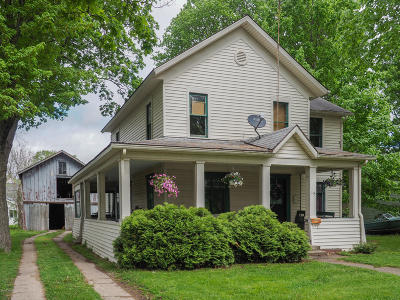 Branch County Single Family Home For Sale: 115 E High Street