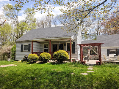 Ada Single Family Home For Sale: 8300 Cannonsburg Road NE