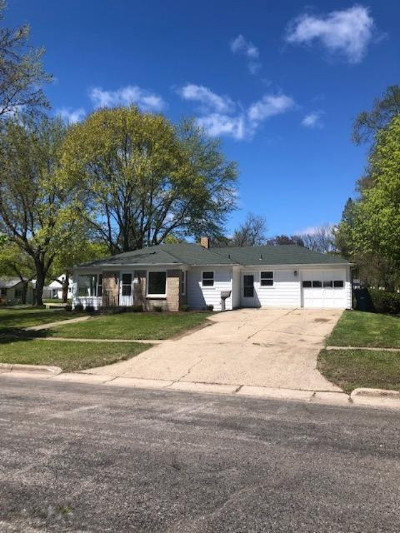 Single Family Home For Sale: 602 West High Street