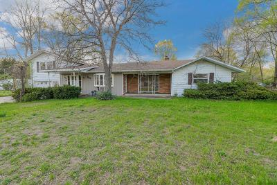 White Cloud Single Family Home For Sale: 831 E Adda St.