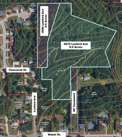 Comstock Park Residential Lots & Land For Sale: 4070 Luxford NW