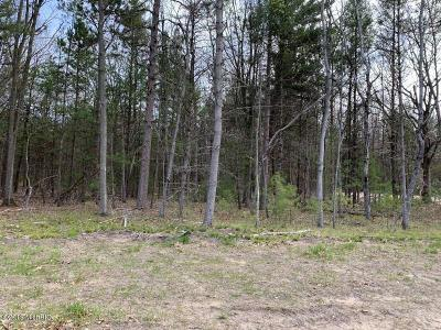 Benzie County, Charlevoix County, Clare County, Emmet County, Grand Traverse County, Kalkaska County, Lake County, Leelanau County, Manistee County, Mason County, Missaukee County, Osceola County, Roscommon County, Wexford County Residential Lots & Land For Sale: 6532 W Juliana Drive