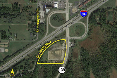Benton Harbor Residential Lots & Land For Sale: 2860 M-139