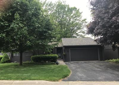 Holland, West Olive, Zeeland Condo/Townhouse For Sale: 820 Brook Village Drive