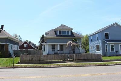 Single Family Home For Sale: 854 Burton Street SW
