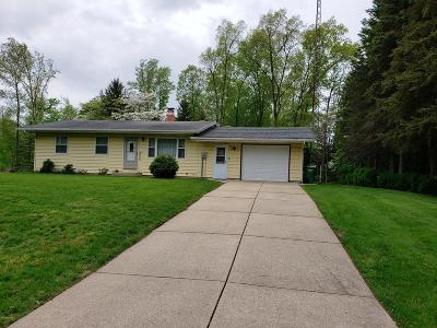 St. Joseph County Single Family Home For Sale: 57126 Sigulda Road