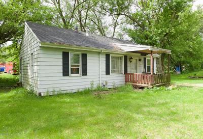 Kalamazoo Single Family Home For Sale: 939 Foster Avenue