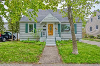 Grand Haven, Spring Lake, Ferrysburg Single Family Home For Sale: 1036 Colfax Avenue