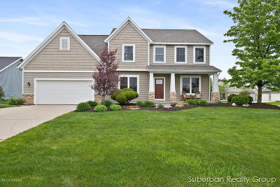 Single Family Home For Sale: 2639 Hawthorne Court