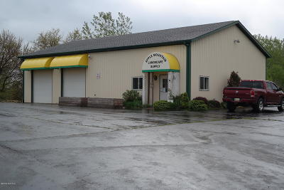 Berrien County Commercial For Sale: 8645 Red Bud Trail Trail