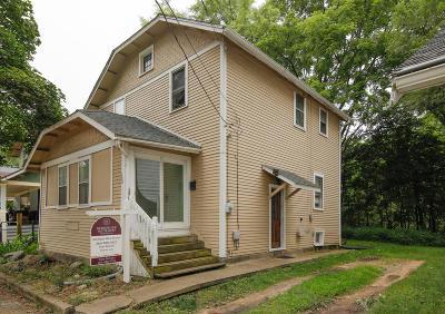Kalamazoo Single Family Home For Sale: 124 W Maple Street