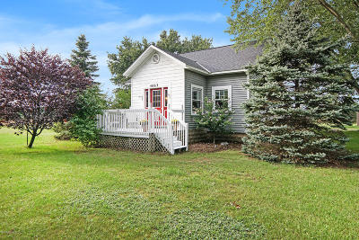 Allegan County Single Family Home For Sale: 4863 133rd Avenue