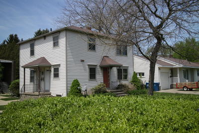 Grand Haven, Spring Lake, Ferrysburg Multi Family Home For Sale: 707/709 S Despelder Street #147/148