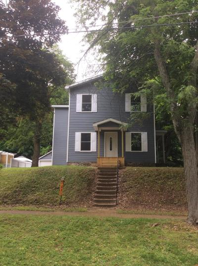 Marshall Single Family Home For Sale: 336 N Mulberry Street