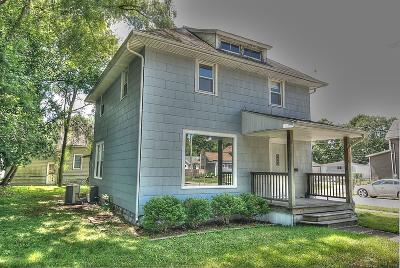 Berrien County Single Family Home For Sale: 1402 Oak Street