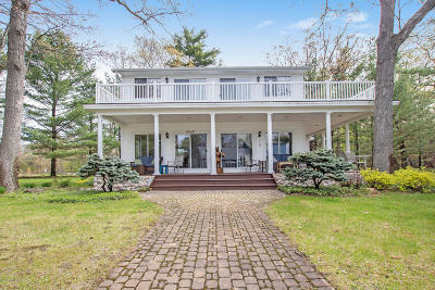Baldwin Single Family Home For Sale: 7741 Bayview Shore Drive