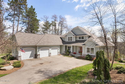 Single Family Home For Sale: 2900 Overlook Summit Drive
