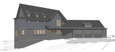 Ada Single Family Home For Sale: 8261 Revado Hills Court SE #7