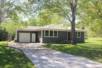 Muskegon County Single Family Home For Sale: 4181 Lorenson Road