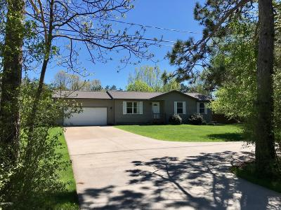 Muskegon County Single Family Home For Sale: 1367 W McMillan Road