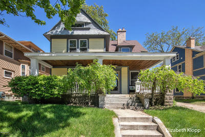 Single Family Home For Sale: 738 Morris Avenue SE