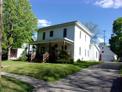 Single Family Home For Sale: 419 W Orange Street