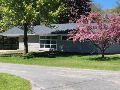 Muskegon County Single Family Home For Sale: 8887 Pullman Street