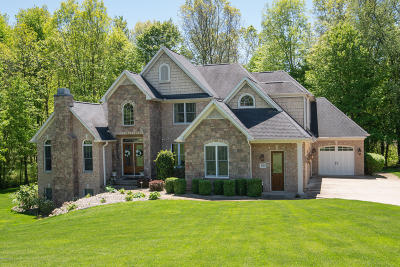 Richland Single Family Home For Sale: 9380 Marshwood Drive