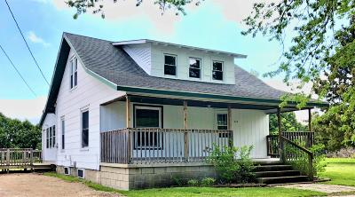 Big Rapids Single Family Home For Sale: 419 Fuller Avenue