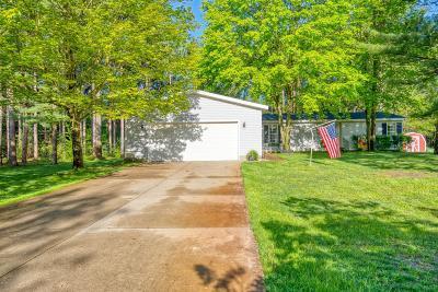 Muskegon County Single Family Home For Sale: 6033 S Sheridan Drive
