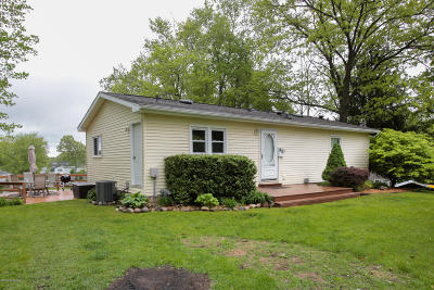Plainwell Single Family Home For Sale: 11606 Alling Road
